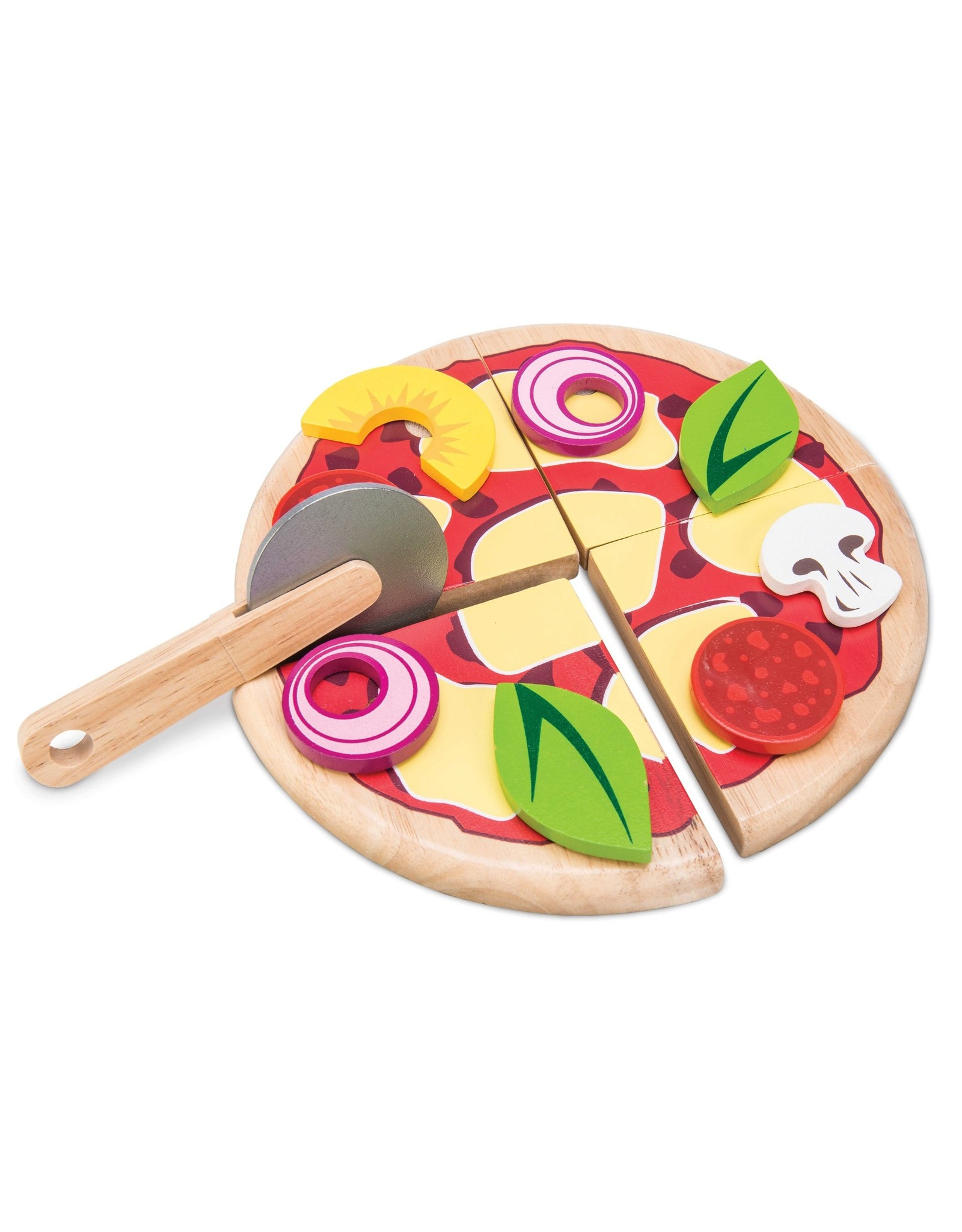 Le Toy Brand Pizza