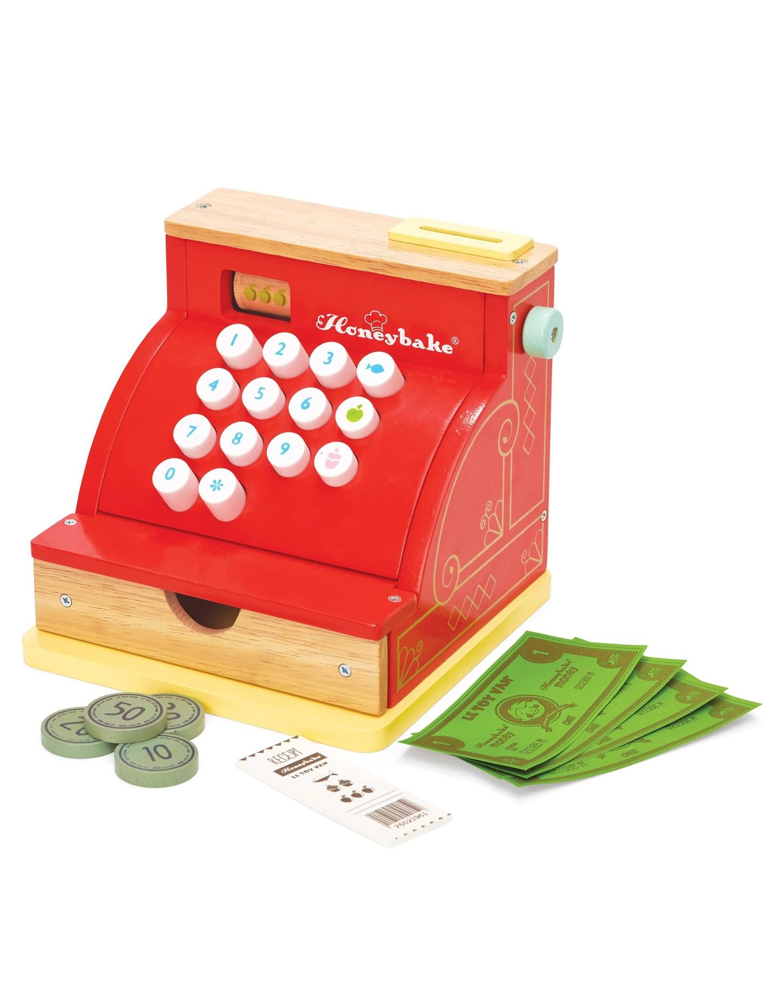Le Toy Brand Cash Register