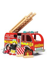 Le Toy Brand Fire Engine Set 2014