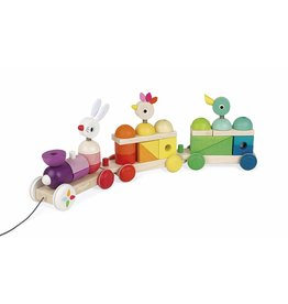 Jura Toys Giant Multicolor Train