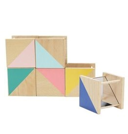 kiko + gg Ditto Mirror Blocks