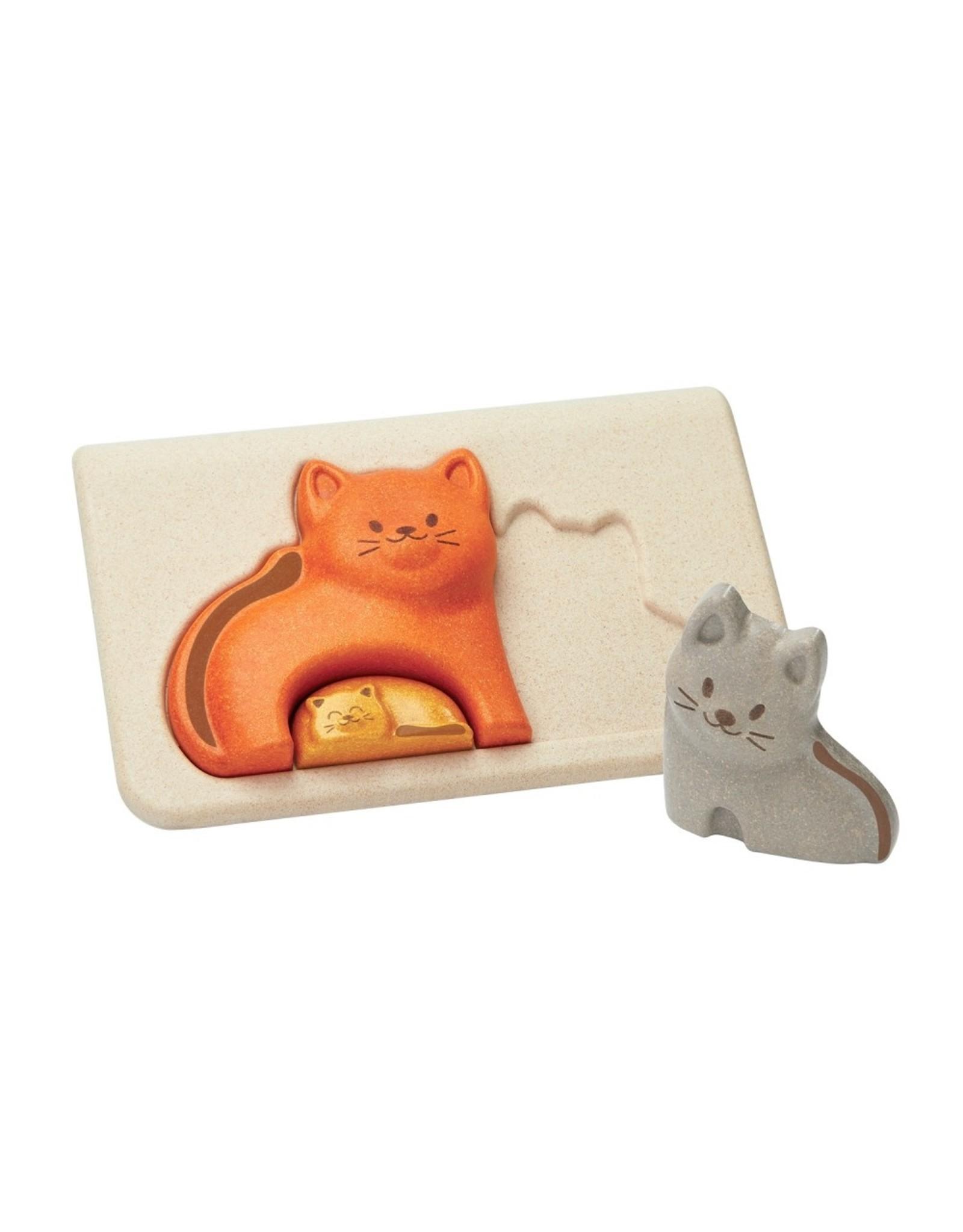 Plan Toys Cat Puzzle