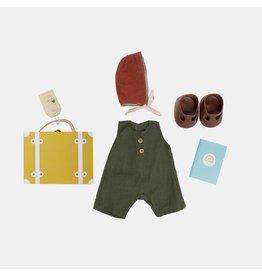 Ollie Ella Dinkum Doll Travel - Mustard