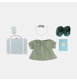 Ollie Ella Dinkum Doll Travel - Mint