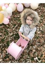 Moover Toys Moover Classic Traditional Dolls Stroller Pink