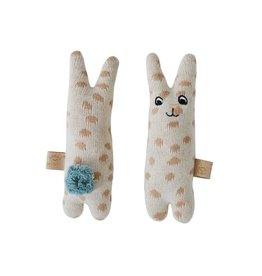 oyoy Baby Rattle Rabbit