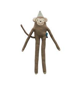 oyoy Mr. Nelsson Monkey Cushion