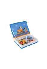 Jura Toys Racers Magneti Book
