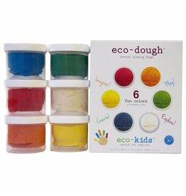eco-kids Eco Dough 6 Pack