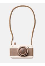 Fanny & Alexander Zoom Camera - Warm Bark Brown