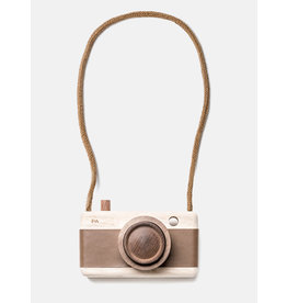 Fanny & Alexander Zoom Camera - Warm Bark Brown