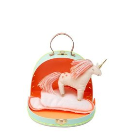 Meri Meri Bella's House Mini Unicorn Suitcase