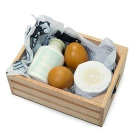 Le Toy Brand Cheese Dairy Crate