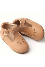 Consciously Hard Sole Toddler Petal T-Bar Shoe