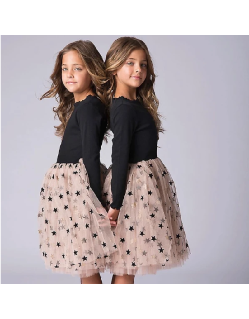 Tiny Trendsetter Tiny Stars Parker Dress