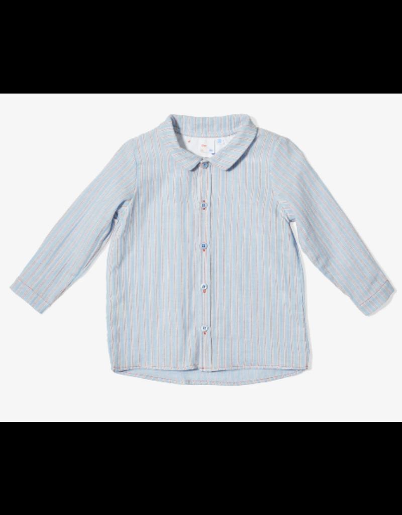 Oso & Me Jefferson Stripe Shirt