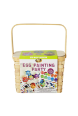 Kid Made Modern Egg Painting Party