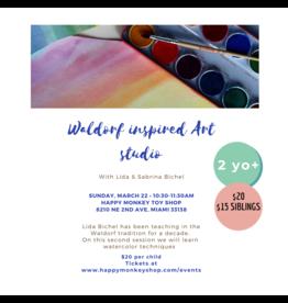 Waldorf Art Studio