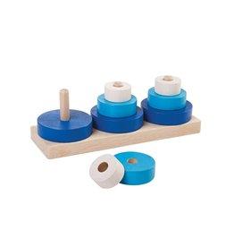Plan Toys Trio Stacking