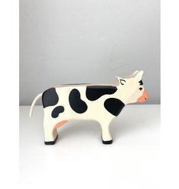 Holztiger Cow (standing, black)