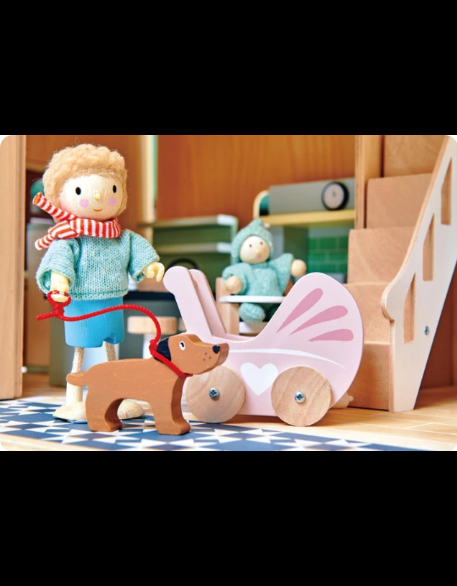 Tender Leaf Toys Dovetail Nursery Set