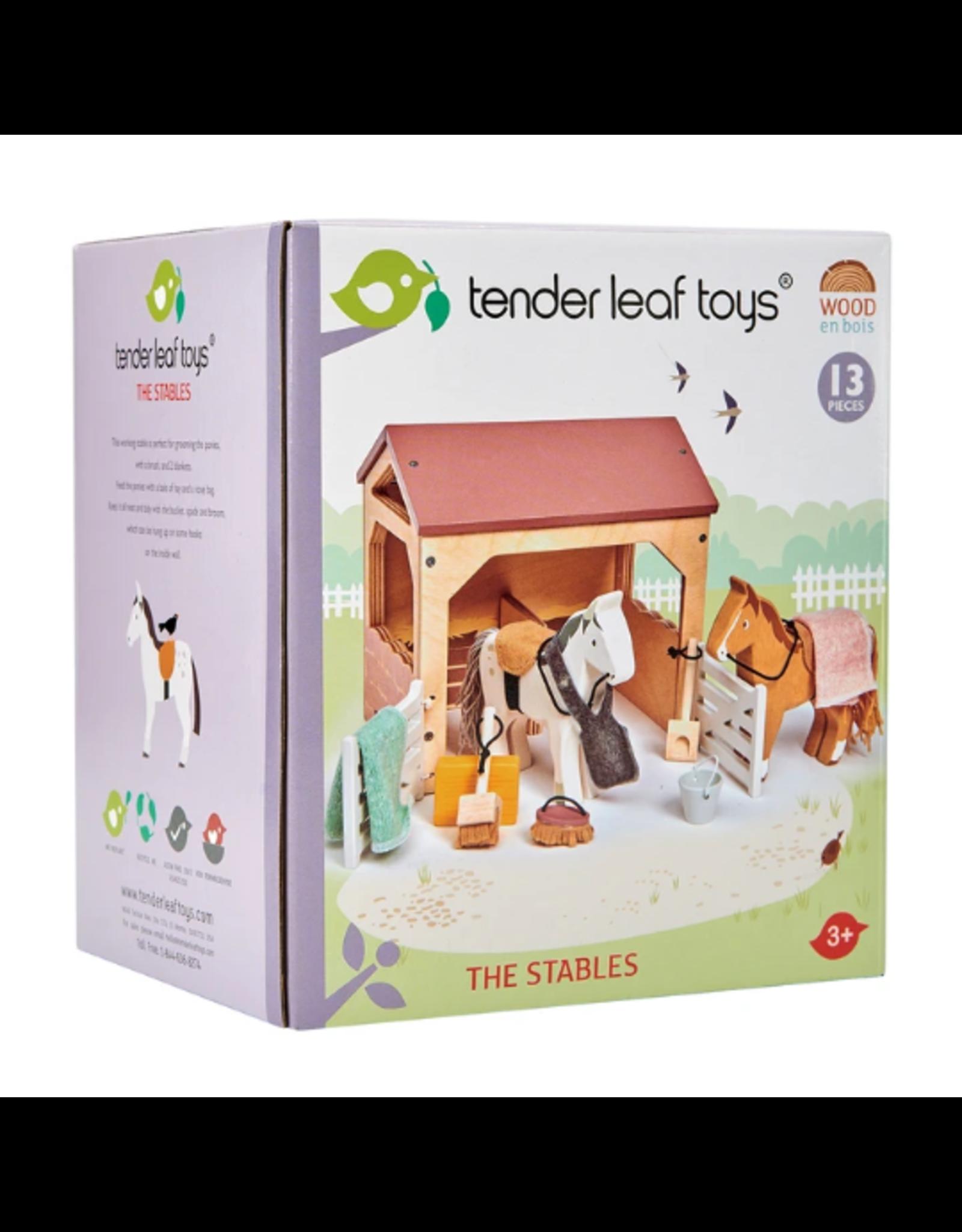 Tender Leaf Toys The Stables