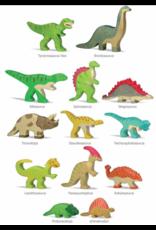 Holztiger Allosaurus
