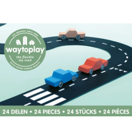 Way to play Highway Play Set