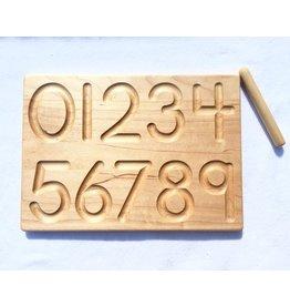 HM Reversible 1-10 Board Montessori
