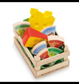 Erzi Assorted Cheeses