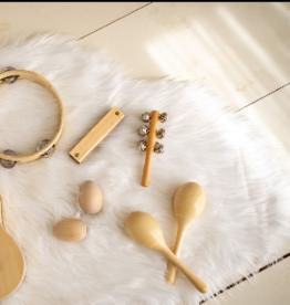 Clover and Birch Instrument Set