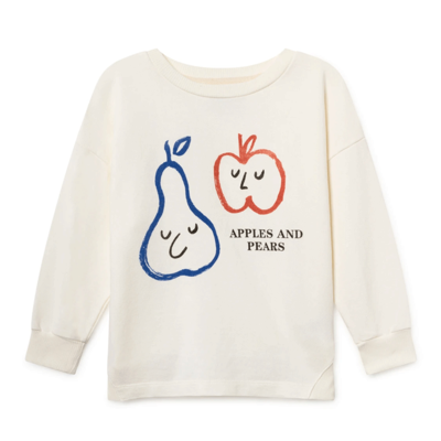 BOBOCHOSES Apples And Pears Round Neck