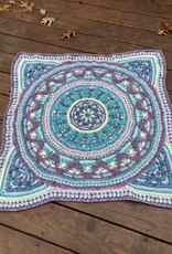 Susie Q Sunny Mandala and Border