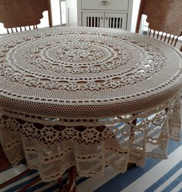 Susie Q Susie Q - Circular Table Cloth