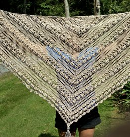 Susie Q Susie Q - Lost In Time Shawl