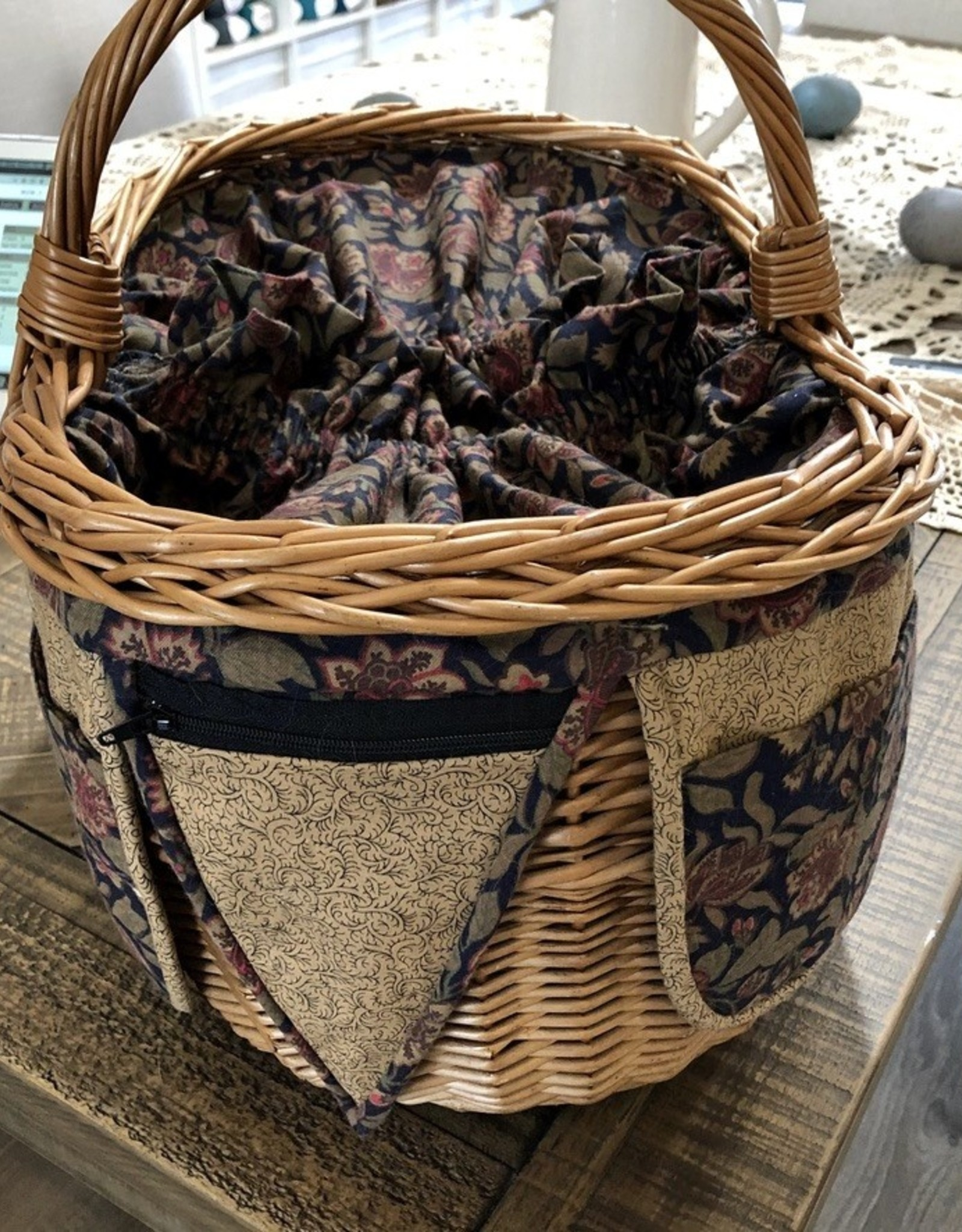 Knit Basket