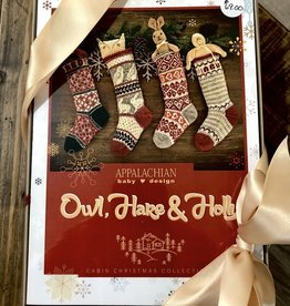 Appalachian Baby Design Appalachian Baby Design - Appalachian Baby Christmas Stocking Kit