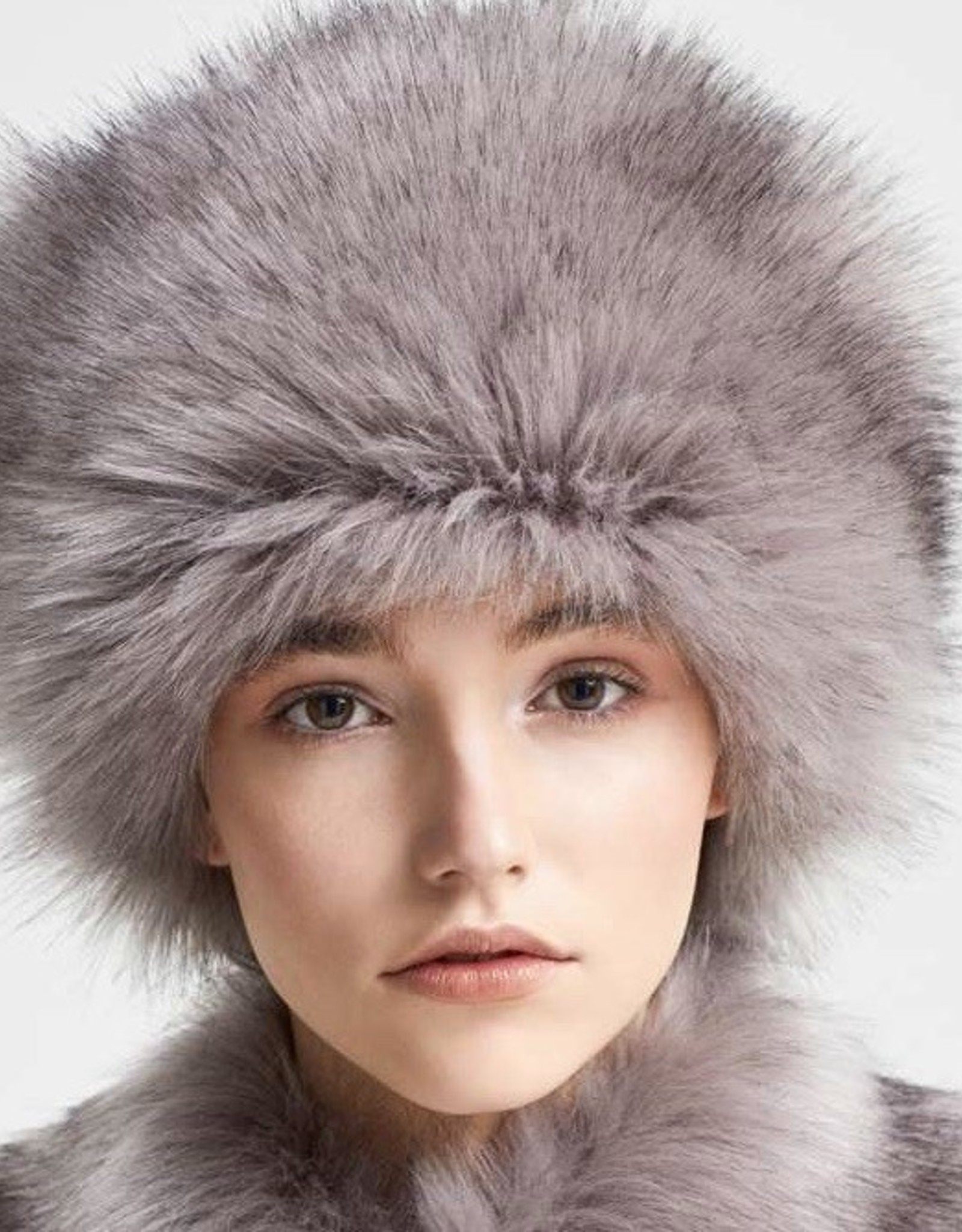 Lovafur Sofie Faux Fur Russian Hat