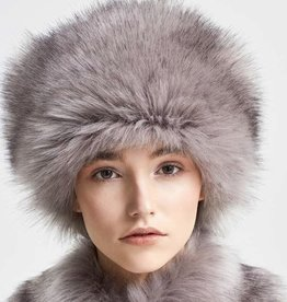 Lovafur Finished Projects - Lovafur - Sofie Faux Fur Russian Hat