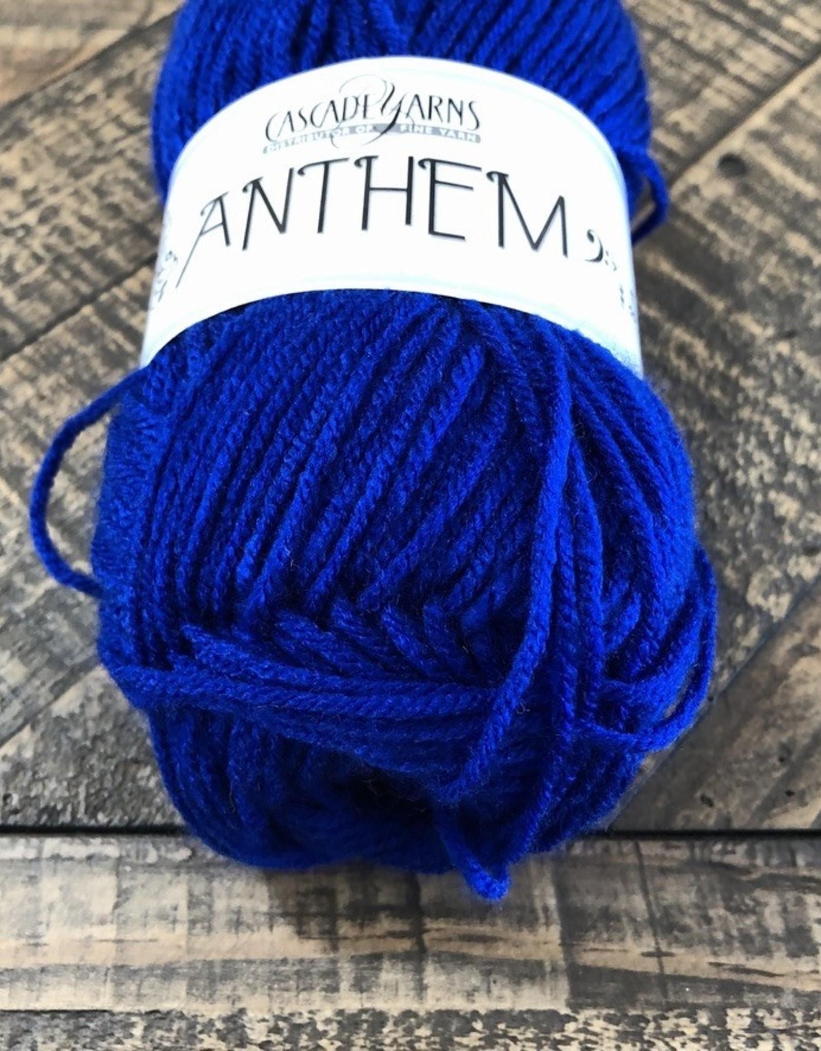 Cascade Anthem Cobalt 29 Worsted