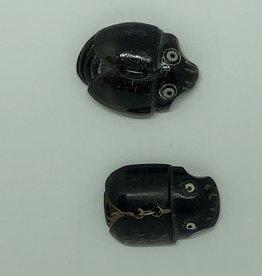 Durango Buttons Durango Buttons - Horn Scarab Button - H28