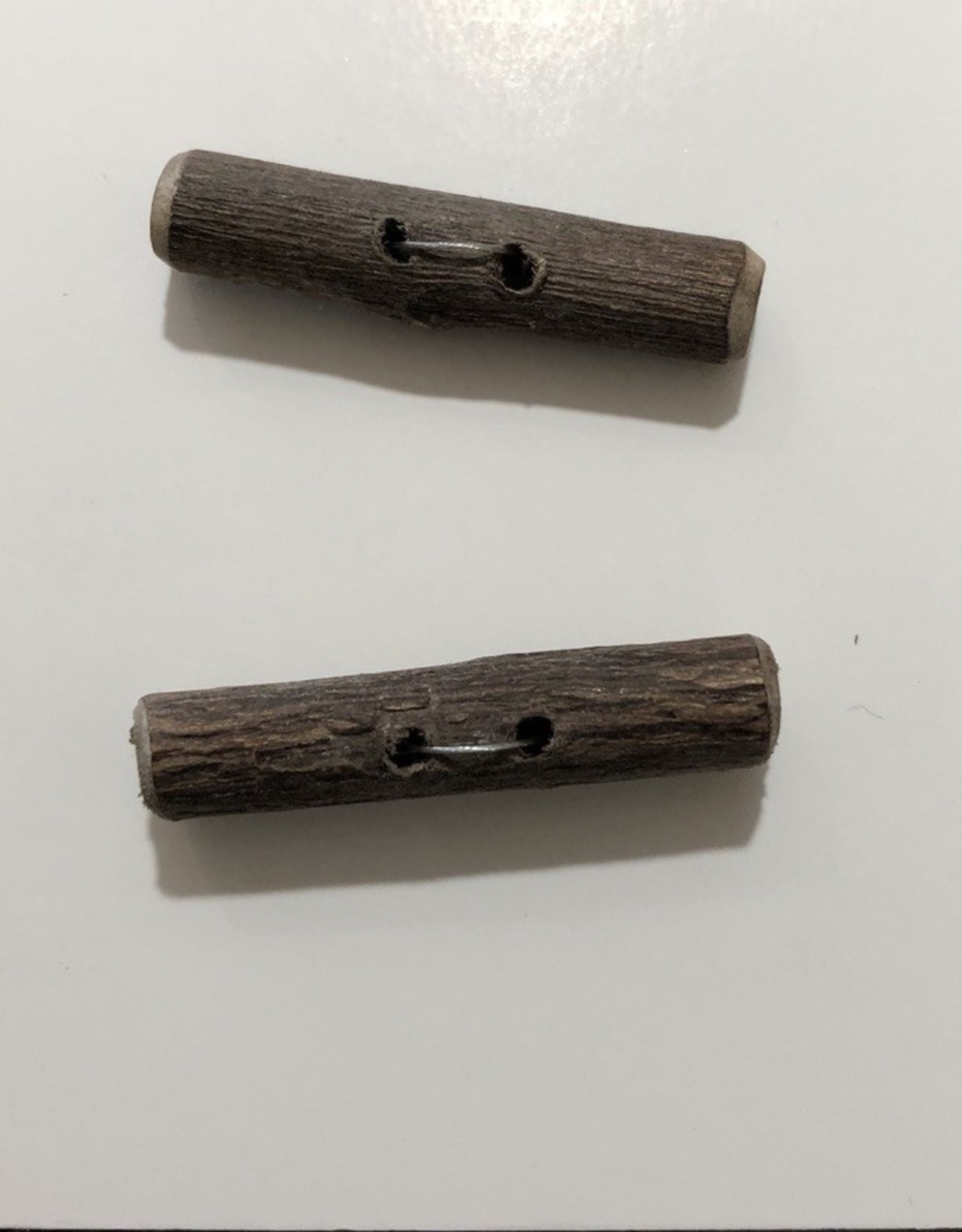 Durango Buttons Wood Stick Toggle Button - W35