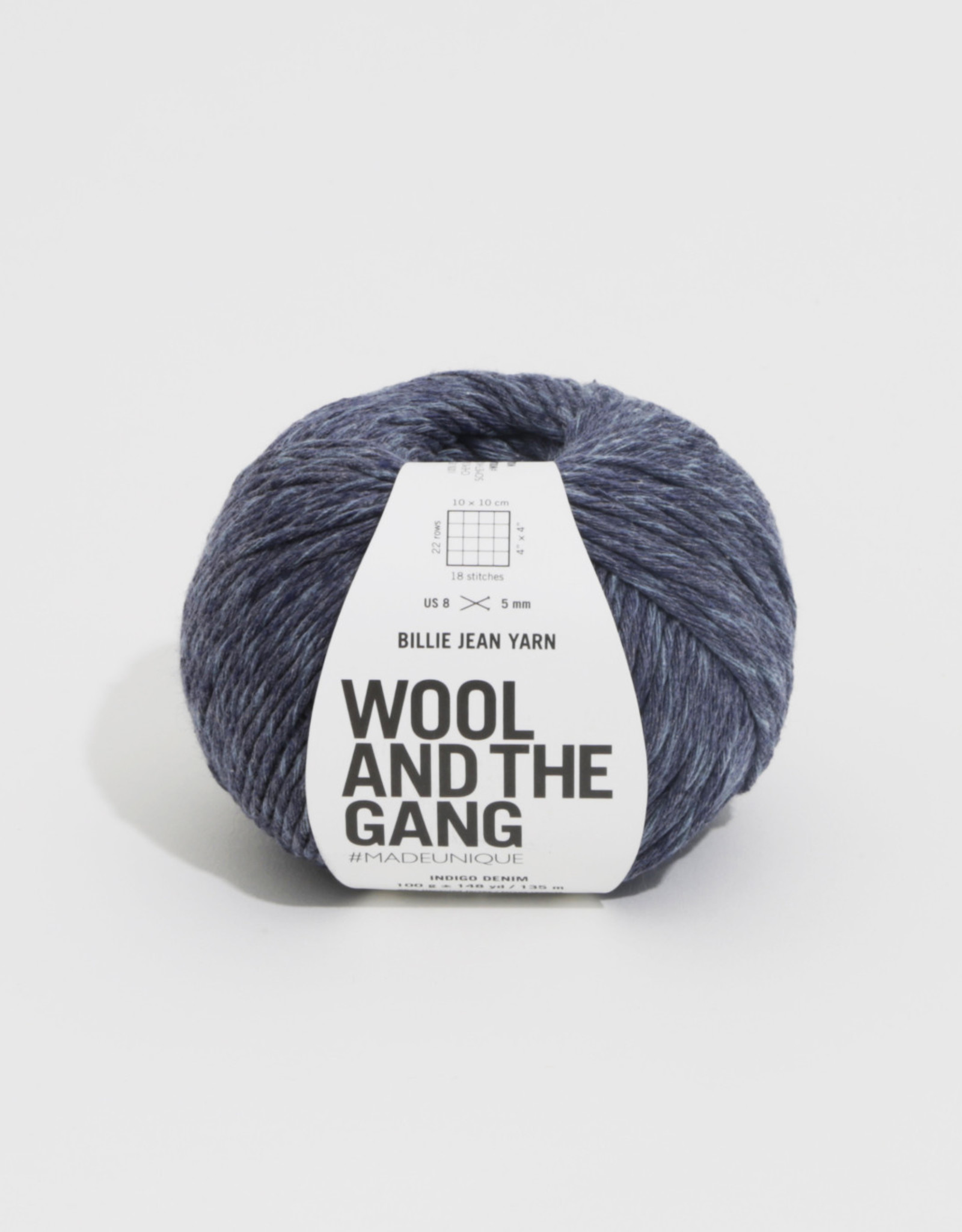 Wool and the Gang Billie Jean Yarn