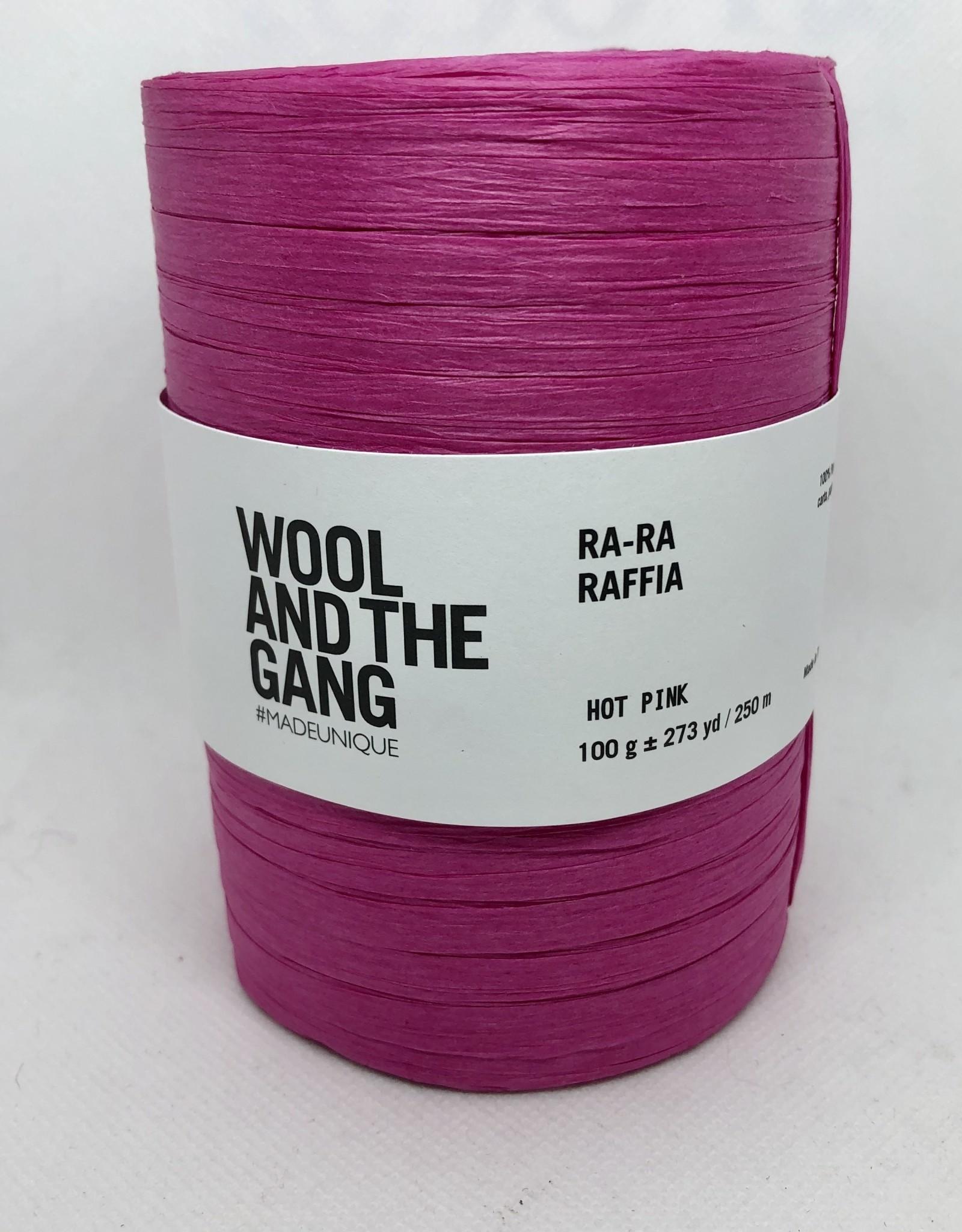 Wool and the Gang Ra-Ra-Raffia