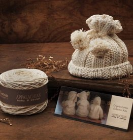 Appalachian Baby Design Appalachian Baby Design - Appalachian Baby Pom-Pom Baby Hat