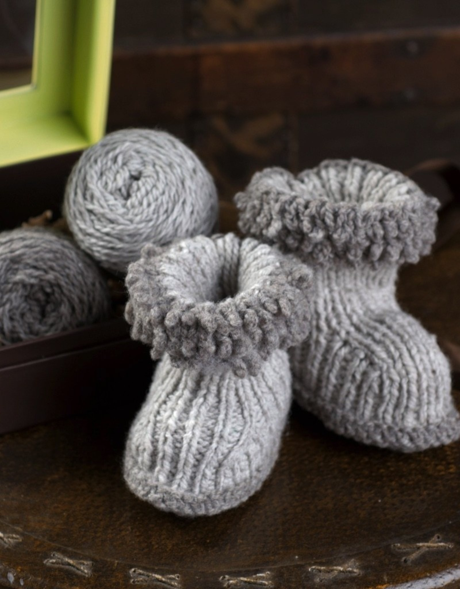 Appalachian Baby Design Appalachian Baby Design - Hello Baby Wool Boots