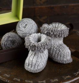 Appalachian Baby Design Appalachian Baby Design - Hello Baby Wool Boots  Kit