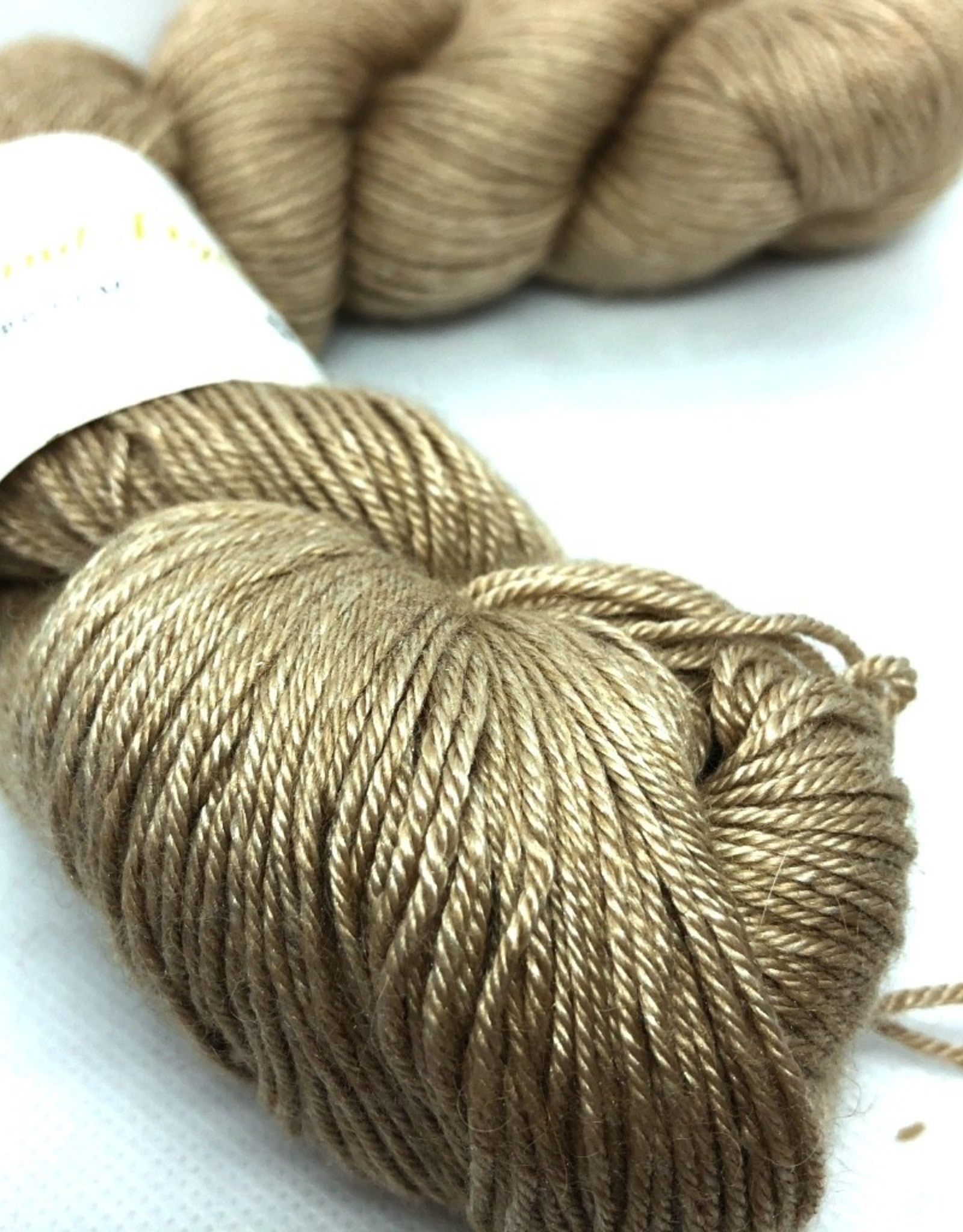 Canon Hand Dyes Canon Hand Dyes - Lawrence Camel Silk Yarn