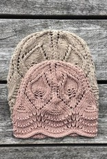 Knitting for Olive Lace Beanie Hat Pattern