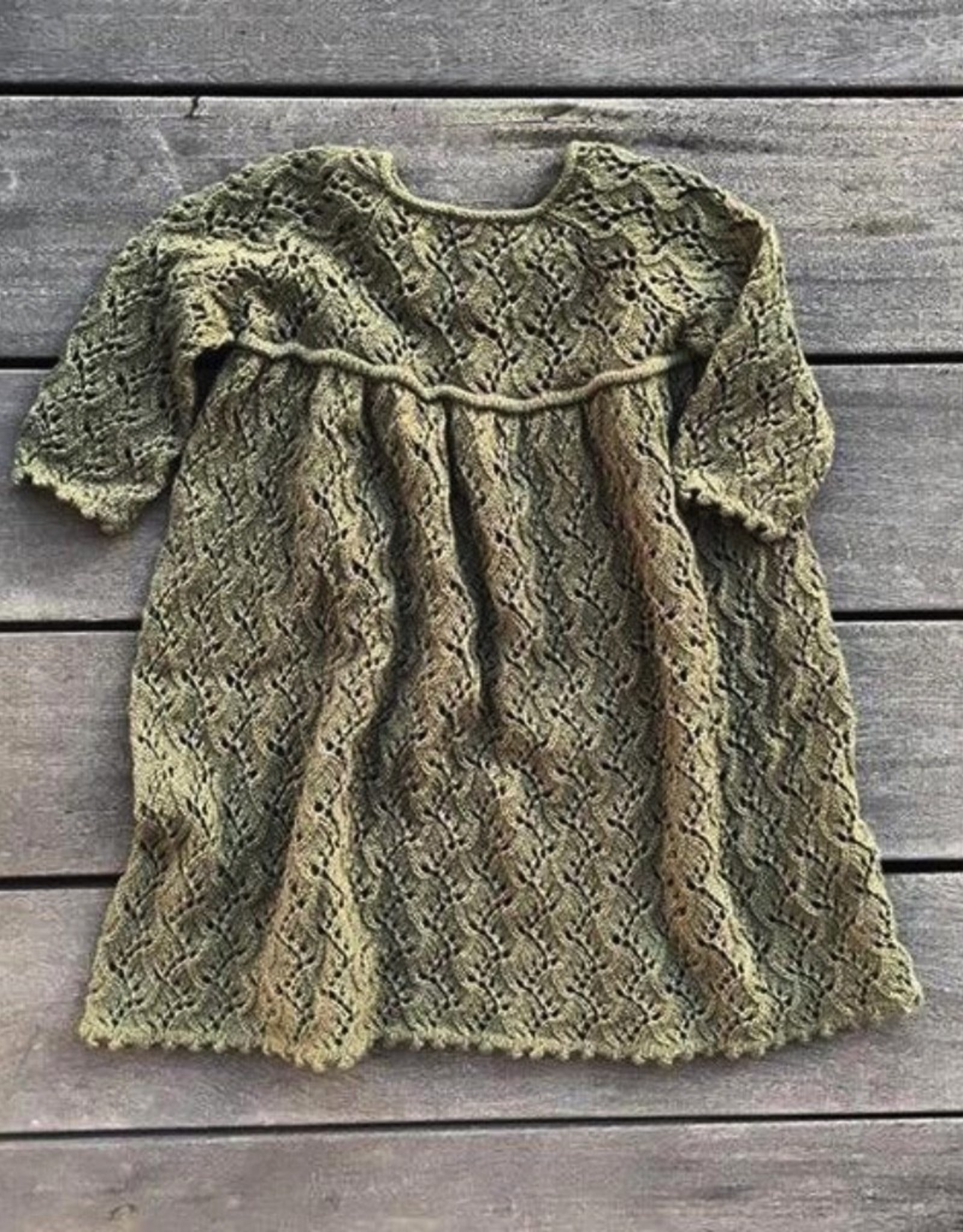 Knitting for Olive Holly Dress Pattern